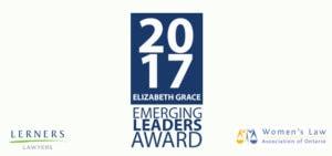 Elizabeth Grace Emerging Leaders Award