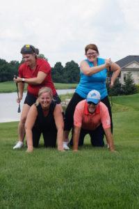 Nigel Gilby LHSC Trauma Golf Tournament