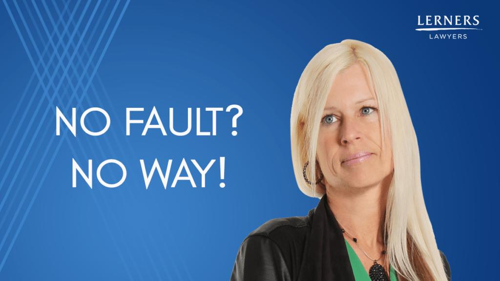 Kimberley Munro Personal Injury Lawyer - No Fault No Way