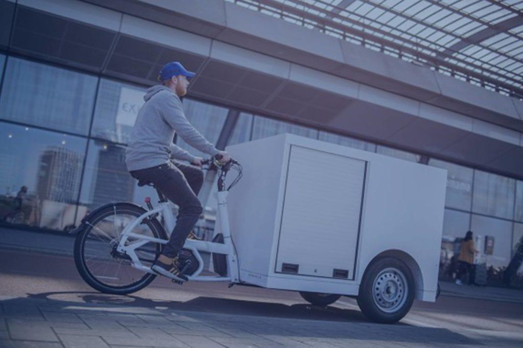 New Legislation E-Cargo Bikes