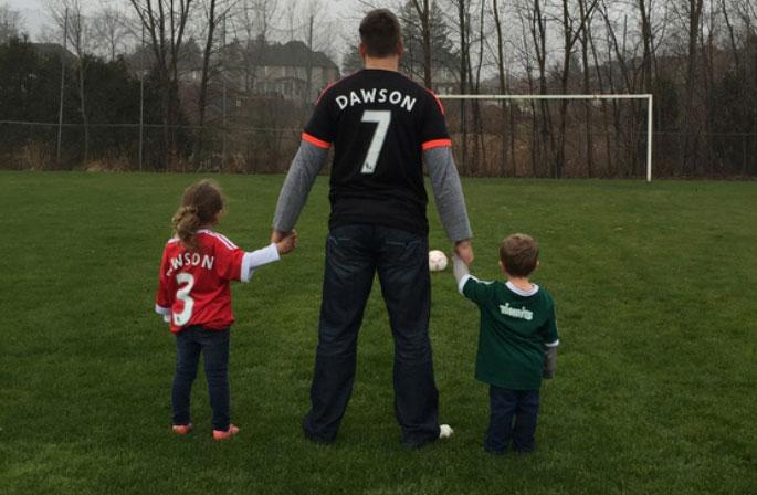 Dawson and Kids